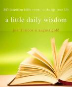 A Little Daily Wisdom