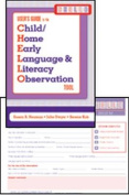 Child/home Early Language and Literacy Observation