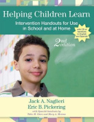 Helping Children Learn