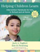 Helping Children Learn