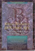 Bible Kjv Bilingual Black Rvr 1960 Hc