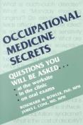 Occupational Medicine Secrets