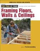 Framing Floors, Walls and Ceilings