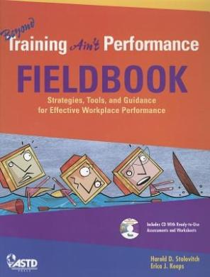 Beyond Training Ain't Performance Fieldbook