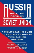 Russia and the Former Soviet Union