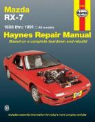 Mazda RX-7 (1986-1991) Automotive Repair Manual