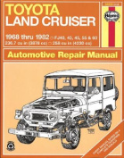 Haynes Toyota Land Cruiser Automotive Repair Manual