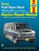 Ford Full-size Vans Automotive Repair Manual