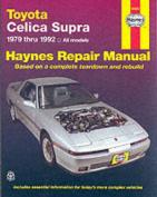 Toyota Celica Supra (1979-1992) Automotive Repair Manual