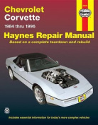 Chevrolet Corvette (1984-1996) Automotive Repair Manual