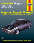 Mitsubishi Magna Australian Automotive Repair Manual