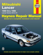 Mitsubishi Lancer Australian Automotive Repair Manual