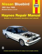 Nissan Bluebird Australian Automotive Repair Manual