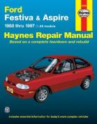 Ford Festiva and Aspire (88-97) Automotive Repair Manual