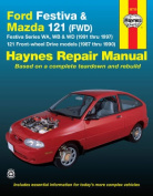 Ford Festiva and Mazda 121 (FWD) Australian Automotive Repair Manual