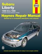 Subaru Liberty Australian Automotive Repair Manual