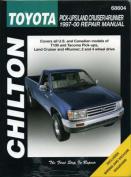Toyota Pick-ups/Land Cruiser/4Runner 1997-2000
