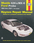 Mazda 626 and MX-6 Ford Probe Automotive Repair Manual