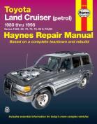 Toyota Land Cruiser Automotive Repair Manual