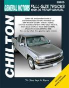 General Motors Full-Size Trucks Repair Manual
