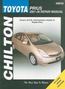 Toyota Prius 2001-08 Repair Manual