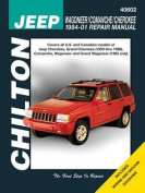 Jeep Wagonner/Comanche/Cherokee Automotive Repair Manual