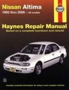 fits Nissan Altima Automotive Repair Manual