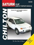 Chilton's Saturn Vue 2002-07 Repair Manual