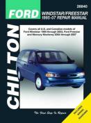 Ford Windstar Automotive Repair Manual