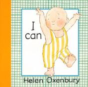 I Can [Board Book]