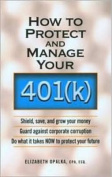 How to Protect and Manage Your 401
