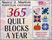 365 Quilt Blocks a Year