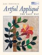 Artful Applique: The Easy Way