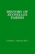 History of Avoyelles Parish, Louisiana