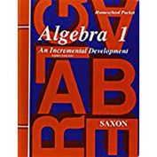 Saxon Algebra 1 Answer Key & Tests Third Edition