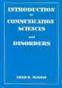 Introduction to Communication Science and Disorders