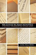 Reading Susan Sontag