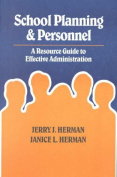 School Planning and Personnel