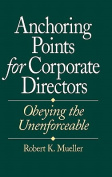 Anchoring Points for Corporate Directors
