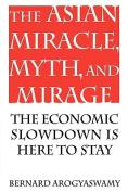 Asian Miracle, Myth, and Mirage