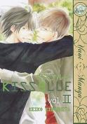 Kiss Blue Volume 2 (Yaoi)