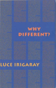 Why Different? (Semiotext