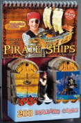 How to Build Pirate Ships [With 226 Cleverly Notched Building Cards and Hand-Painted Pirate Figurine]