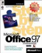 Microsoft Office 97 Professional 6 in 1 Step by Step