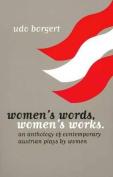 Women's Words, Women's Works