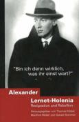 Alexander Lernet-Holenia [GER]