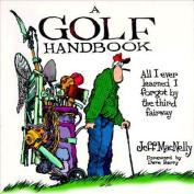 A Golf Handbook
