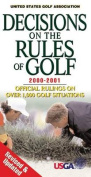 Decisions on the Rules of Golf 2000-2001