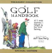 Golf Handbook, a: Treasury EDI