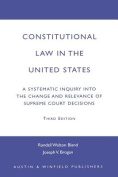 Constitutional Law in the United States
